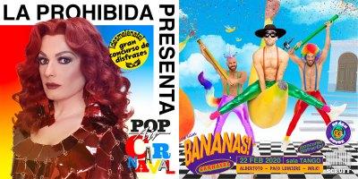 Carnaval Popair Bananas 2020