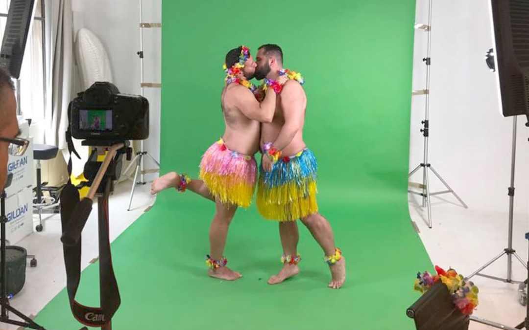 Así se hicieron los vídeos de la PopAir: ALOHA HAWAII