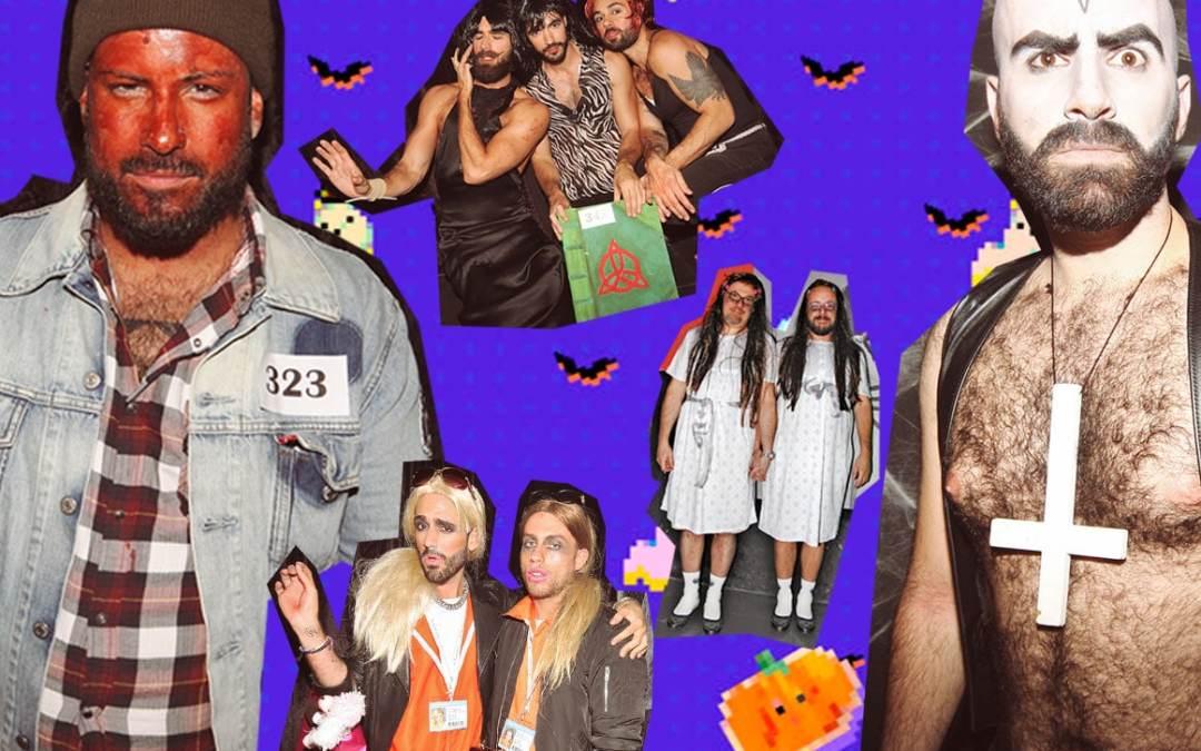 GALERÍA: Los Halloweens más locos de la POPair!