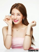 Suzy miss A - Cosmopolitan Magazine February Issue 2014 (2)