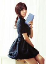 Tiffany SNSD Girls Generation Jill Stuart Photoshoot (5)