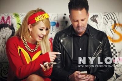 2NE1 - Nylon Magazine May Issue 2014 (3)