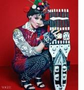 2NE1 - Vogue Magazine May Issue 2014 (6)