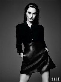 Angelina Jolie - Elle magazine (junio 2014) (4)
