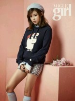 Hyosung and Sunhwa SECRET Vogue Girl March 2014 (2)