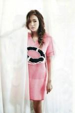 Jessica Jung SNSD - Harper's Bazaar Magazine May Issue 2014 (2)