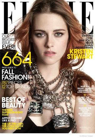 Kristen Stewart - Elle Magazine (Septiembre 2014) (1)