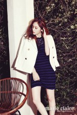 Krystal Jung f(x) Marie Claire December 2013 (5)