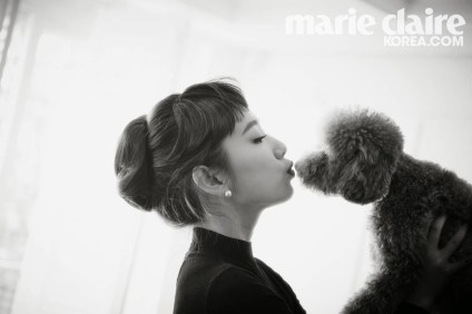 Park Shin Hye - Marie Claire Magazine March Issue 2014 (1)