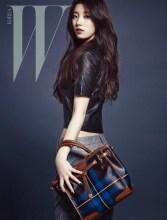 Suzy miss A W Magazine December 2013 (2)