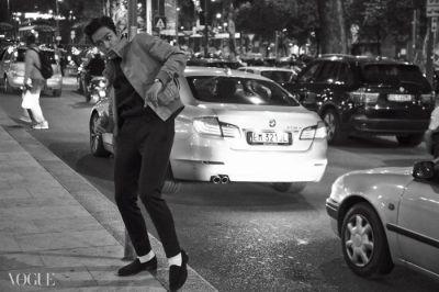 T.O.P (Big Bang) - Vogue Korea (noviembre 2014) (1)
