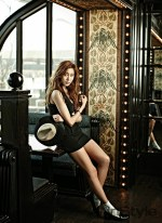 Uee After School - InStyle Magazine May Issue 2014