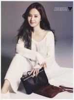 Yuri - InStyle Magazine May Issue 2014 (2)