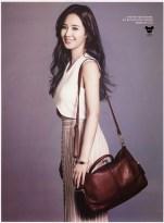 Yuri - InStyle Magazine May Issue 2014 (4)