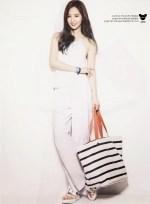 Yuri - InStyle Magazine May Issue 2014 (5)