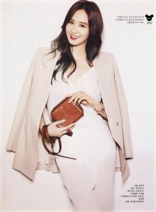 Yuri - InStyle Magazine May Issue 2014 (6)