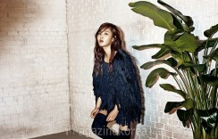 Yuri SNSD Harper's Bazaar March 2014