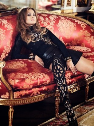 Jennifer Lopez - Elle Magazine UK(Oct 2014) (6)