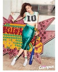 Sunhwa Secret - Cosmo Campus Magazine May Issue 2014 (4)