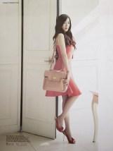 Tiffany Hwang SNSD Girls' Generation - Vogue Girl Magazine March Issue 2014 (5)