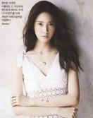 Yoona - InStyle Magazine May Issue 2014