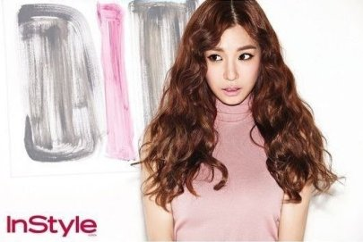 Tiffany (Girls' Generation) - Instyle (1)