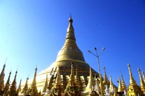 Yangon, Myanmar. © Karen Edwards