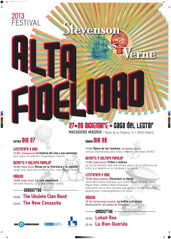 Festival ALTA FIDELIDAD 2013