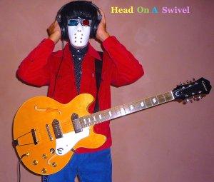 GARY RITCHIE - 'Head On A Swivel' (CD)