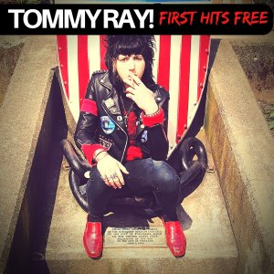 TOMMY RAY - 'First Hits Free' (CD)