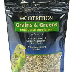 Ecotrition Grains & Greens Nutritional Supplement for Parakeets