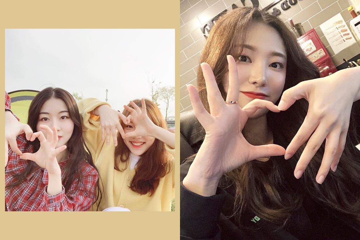 韓式「愛心手勢」又有新版本!現在韓國女生都擺這款「相機愛心」!