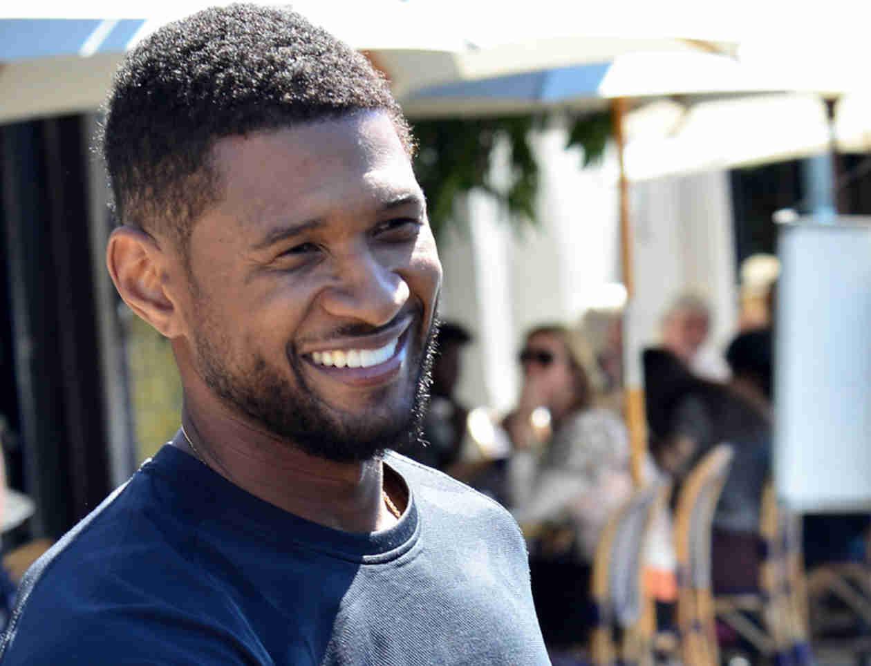 Usher Returns With Good Kisser Popblerd