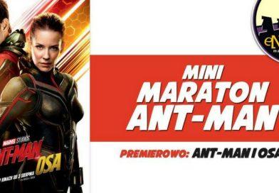 """Wygraj podwójną wejściówkę na ENEMEF: Minimaraton Ant-Man z premierą """"Ant-Man i Osa"""" [ZAKOŃCZONE]"""