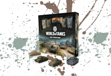 WORLD OF TANKS: STARTER SET