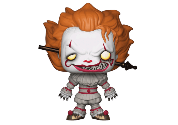 It 2017 Pennywise With Wrought Iron Exclusive Pop