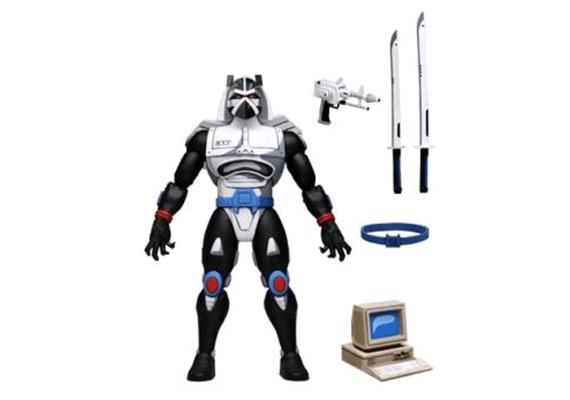 NEC54180–TMNT-Chrome-Dome-Ultimate-7-Figure