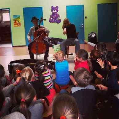 weeper circus maternelle 2