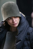 katie holmes films an emotional scene