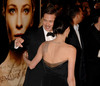 angelina jolie and brad pitt - the curious case of benjamin button premiere