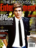 zac efron - entertainment weekly