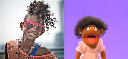 Whip My Hair - Sesame Street