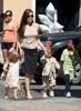 The Jolie-Pitt Family
