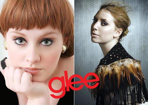 Adele and Lykke Li