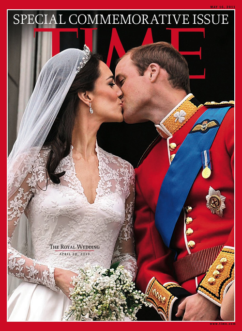 The Royal Wedding - Time Magazine - Special Commemorative Issue