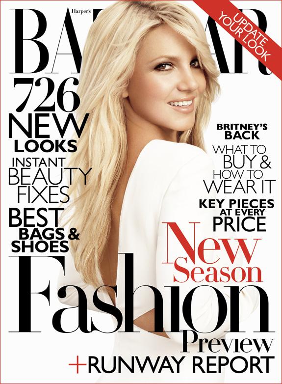 Britney Spears - Harper's Bazaar Magazine