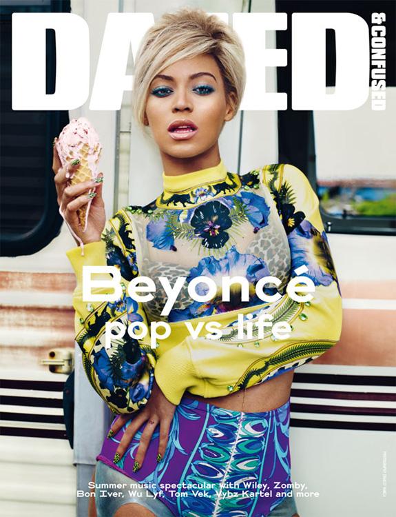 Beyoncé - Dazed & Confused Magazine