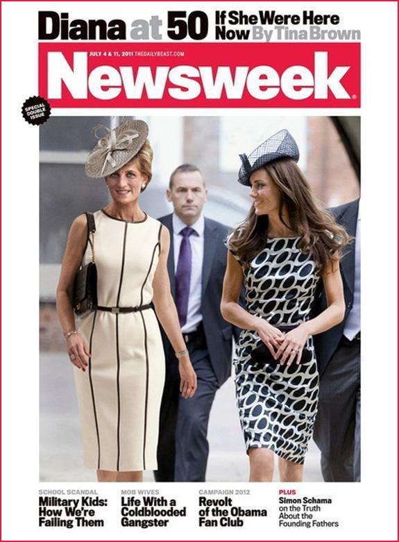 Princess Diana at 50 - If She Were Here Now - Newsweek Magazine