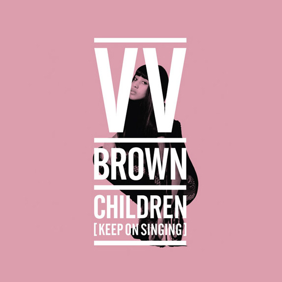 V V Brown - Children