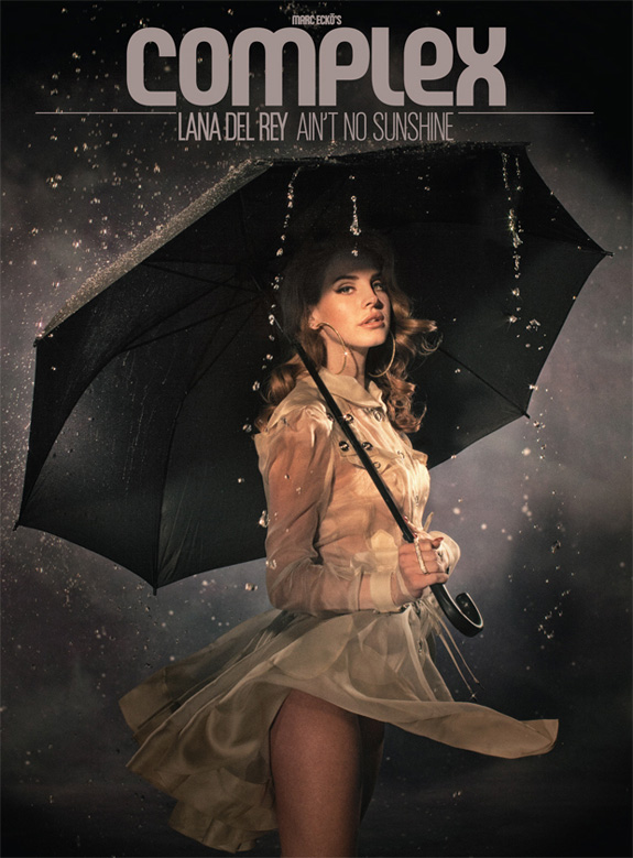 Lana Del Rey - Complex Magazine